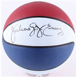 """Julius """"Dr. J"""" Erving Signed ABA Basketball (JSA COA)"""