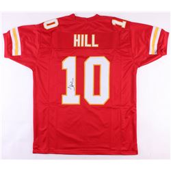 Tyreek Hill Signed Kansas City Chiefs Jersey (JSA COA)