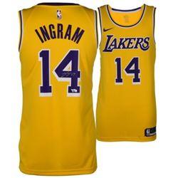 Brandon Ingram Signed Lakers Jersey (Fanatics Hologram)