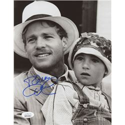 "Tatum O'Neal Signed ""Paper Moon"" 8x10 Photo (JSA COA)"