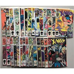 Lot of (28) Marvel Uncanny X-Men Comic Books