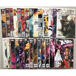 Lot of (27) 1996-2010 Marvel Uncanny X-Men 1st Series Comic Books
