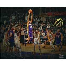 "Brandon Ingram Signed Lakers ""Spotlight"" 11x14 Photo (Fanatics Hologram)"