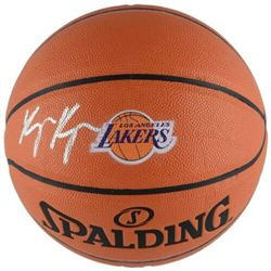 Kyle Kuzma Signed Basketball (Fanatics Hologram)