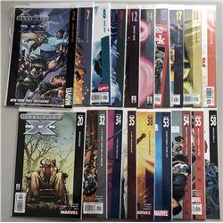 Lot of (47) 2001-09 Marvel Ultimate X-Men 1st Series Comic Books