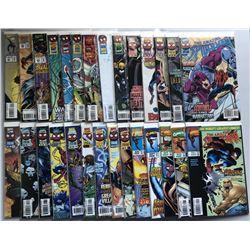 Lot of (30) 1995-97 Marvel Amazing Spider-Man 1st Series Comic Books