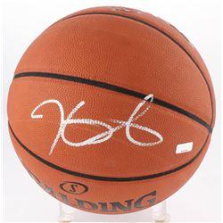 Kevin Durant Signed NBA Game Ball Series Basketball (Panini COA)