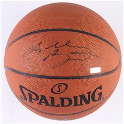 Kobe Bryant Signed NBA Game Ball Series Basketball (Panini COA)