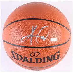 Kyrie Irving Signed NBA Game Ball Series Basketball (Panini COA)