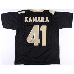 Alvin Kamara Signed Saints Jersey (Radtke COA)
