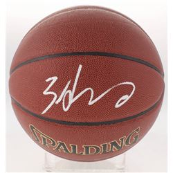 Zach LaVine Signed NBA Basketball (Schwartz COA)