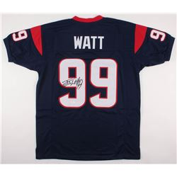J. J. Watt Signed Houston Texans Jersey (JSA COA)