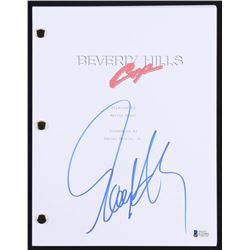 "Eddie Murphy Signed ""Beverly Hills Cops"" Full Movie Script (Beckett COA)"