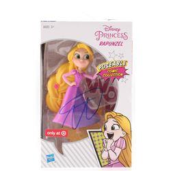 "Mandy Moore Signed ""Tangled"" Rapunzel Disney Princess Figure (PSA COA)"