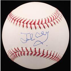 John Cleese Signed OML Baseball (JSA COA)