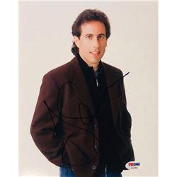 Jerry Seinfeld Signed 8x10 Photo (PSA COA)