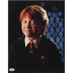 "Rupert Grint Signed ""Harry Potter"" 11x14 Photo (PSA COA)"