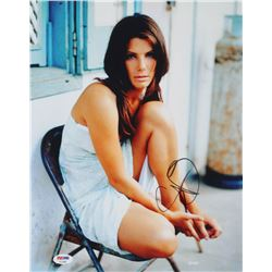 Sandra Bullock Signed 11x14 Photo (PSA COA)