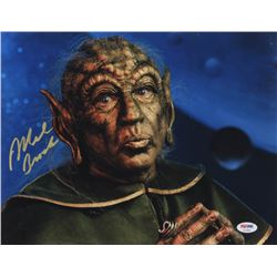 "Mel Brooks Signed ""Spaceballs"" 11x14 Photo (PSA COA)"