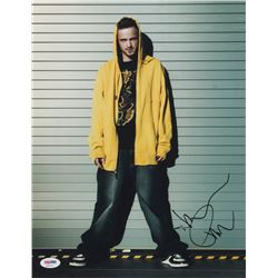 "Aaron Paul Signed ""Breaking Bad"" 11x14 Photo (PSA COA)"