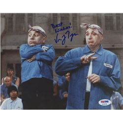 """Verne Troyer Signed """"Austin Powers"""" 8x10 Photo Inscribed """"Best Wishes"""" (PSA COA)"""