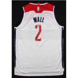 John Wall Signed Washington Wizards Jersey (JSA COA)