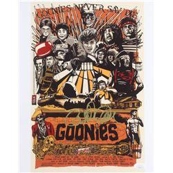 "Richard Donner Signed ""The Goonies"" 11x14 Photo (JSA Hologram)"