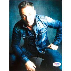 Bruce Springsteen Signed 8x10 Photo (PSA LOA)