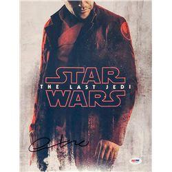 "Oscar Isaac Signed ""Star Wars"" 11x14 Photo (PSA COA)"