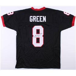 A.J. Green Signed Georgia Bulldogs Jersey (JSA COA)