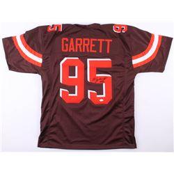 Myles Garrett Signed Cleveland Browns Jersey (JSA COA)