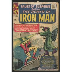 """1964 """"Tales of Suspense"""" Issue #54 Marvel Comic Book"""