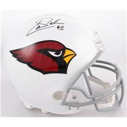 Carson Palmer Signed Arizona Cardinals Full-Size Helmet (Radtke COA)