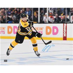 Charlie McAvoy Signed Boston Bruins 16x20 Photo (McAvoy Hologram)