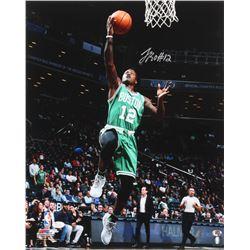 Terry Rozier Signed Boston Celtics 16x20 Photo (Sure Shot Promotions Hologram)