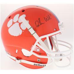 Deshaun Watson Signed Clemson Tigers Full-Size Helmet (JSA COA)