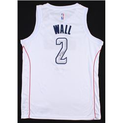John Wall Signed Washington Wizards Nike Jersey (JSA COA)