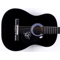 "Sturgill Simpson Signed 37"" Acoustic Guitar (PSA COA)"