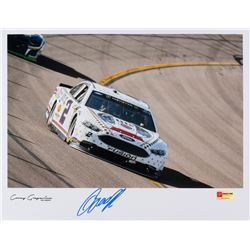 Brad Keselowski Signed Exclusive NASCAR 11x14 Photo (PA COA)