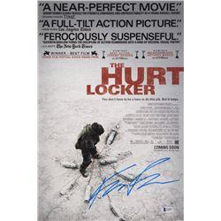 Kathryn Bigelow Signed The Hurt Locker 12x18 Movie Poster Photo (Beckett COA)