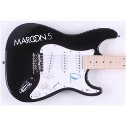 "Adam Levine Signed ""Maroon 5"" 38"" Electric Guitar (Beckett COA)"