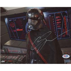 "Gwendoline Christie Signed ""Star Wars: Episode VII – The Force Awakens"" 8x10 Photo (PSA COA)"