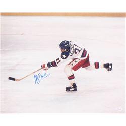 "Mike Eruzione Signed Team USA ""Miracle on Ice"" 16x20 Photo (JSA COA)"