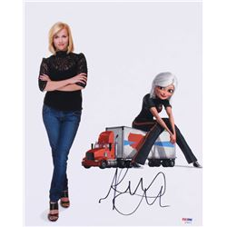 "Reese Witherspoon Signed ""Monsters vs. Aliens"" 11x14 Photo (PSA Hologram)"
