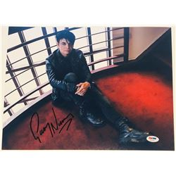 Gary Numan Signed 11x14 Photo (PSA COA)