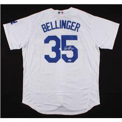 Cody Bellinger Signed Los Angeles Dodgers Majestic Jersey (PSA Hologram)