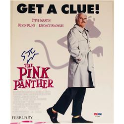 "Steve Martin Signed ""The Pink Panther"" 8.5x11 Photo (PSA COA)"
