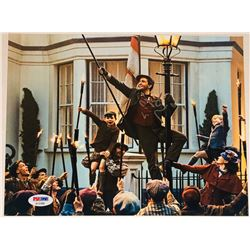 "Lin-Manuel Miranda Signed ""Mary Poppins Returns"" 8x10 Photo (PSA COA)"
