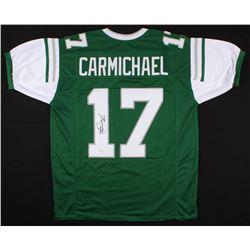Harold Carmichael Signed Philadelphia Eagles Jersey (JSA COA)