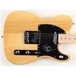 "Bradley Cooper Signed Huntington 39"" Electric Guitar (PSA COA)"